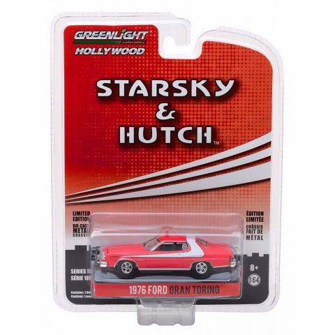 Greenlight - 1976 Ford Gran Torino - Starsky & Hutch - Hollywood