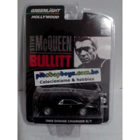 Greenlight - Bullitt's 1968 Dodge Charger R/T - Bullitt - Hollywood