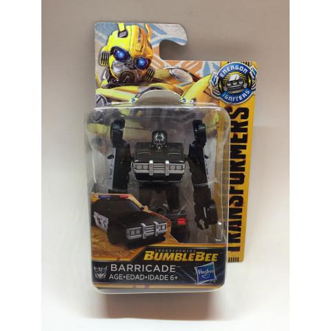 Hasbro - Barricade Preto - Transformers