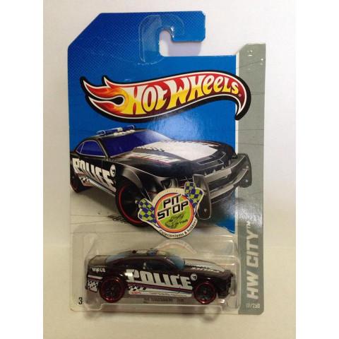 Hot Wheels - 10 Camaro SS Preto - Treasure Hunt 2013