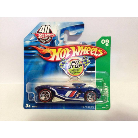 Hot Wheels - 16 Angels Azul - Treasure Hunt 2008