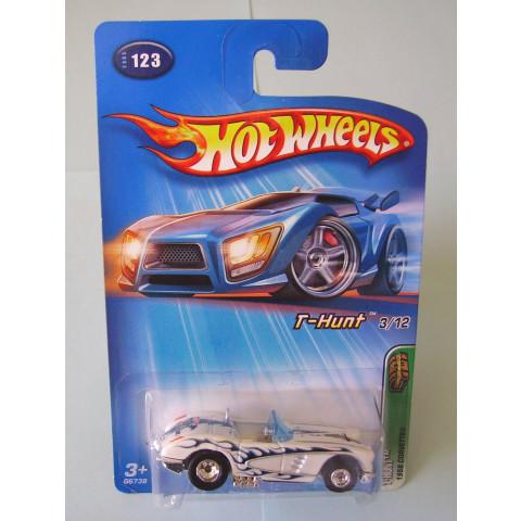 Hot Wheels - 1958 Corvette - Treasure Hunt 2005