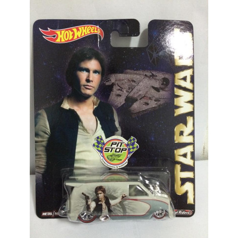 Hot Wheels - 1985 Chevy Astro Van - Han Solo - Star Wars