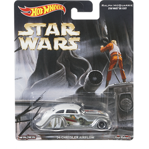 Hot Wheels - 34 Chrysler Airflow - Star Wars