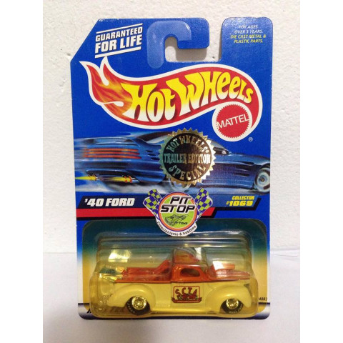 Hot Wheels - 40 Ford - Trailer Edition - Mainline 1999