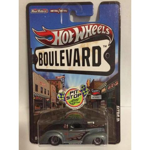 Hot Wheels - 41 Willys - Boulevard