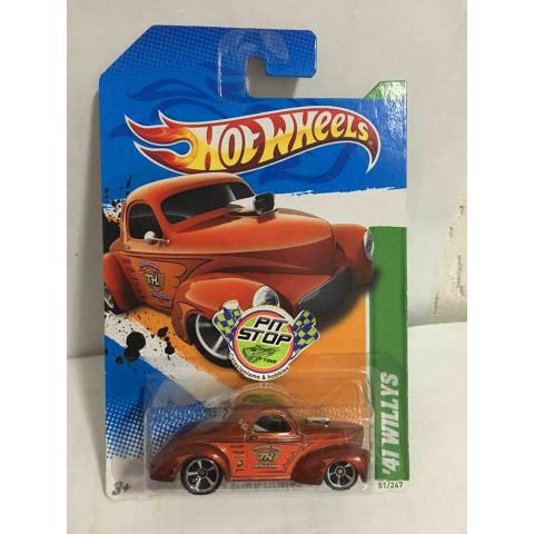 Hot Wheels - 41 Willys - Treasure Hunt Normal