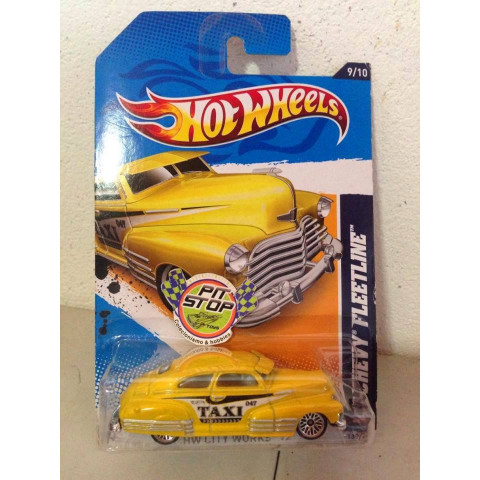 Hot Wheels - 47 Chevy Fleetline Amarelo - Mainline 2012