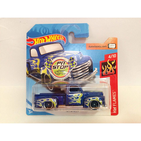 Hot Wheels - 49 Ford F1 Azul - Mainline 2018