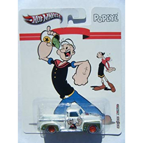 Hot Wheels - 52 Chevy - Popeye
