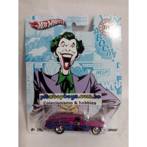 Hot Wheels - 56 Chevy Nomad Delivery - DC Comics