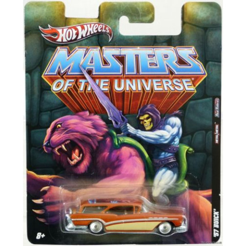 Hot Wheels - 57 Buick - Masters of Universe