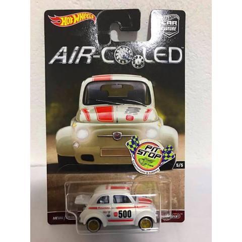 Hot Wheels - 60s Fiat 500D Modificado - Air-Cooled - Car Culture