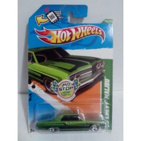 Hot Wheels - 65 Chevy Malibu - Thunt Normal 2012