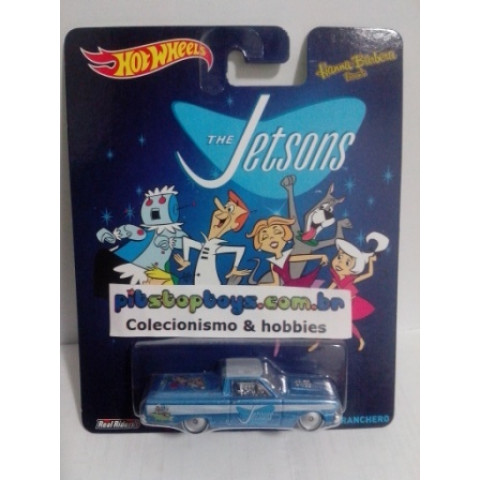 Hot Wheels - 65 Ford Ranchero - Hanna Barbera