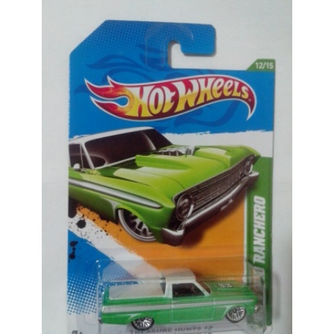 Hot Wheels - 65 Ford Ranchero - Thunt Normal 2012