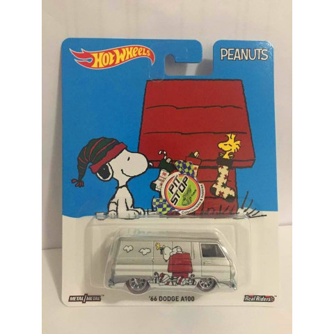 Hot Wheels - 66 Dodge A100 - Peanuts Snoopy