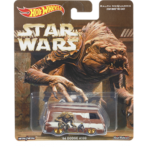Hot Wheels - 66 Dodge A100 - Star Wars