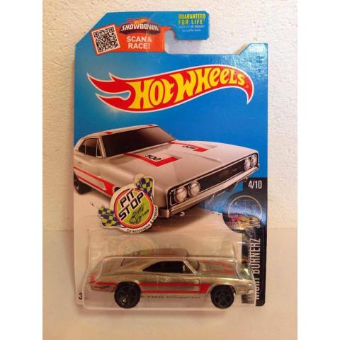 Hot Wheels - 69 Dodge Charger 500 - Zamac 2016