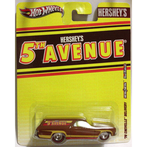 Hot Wheels - 70 Chevelle Delivery - Hersheys