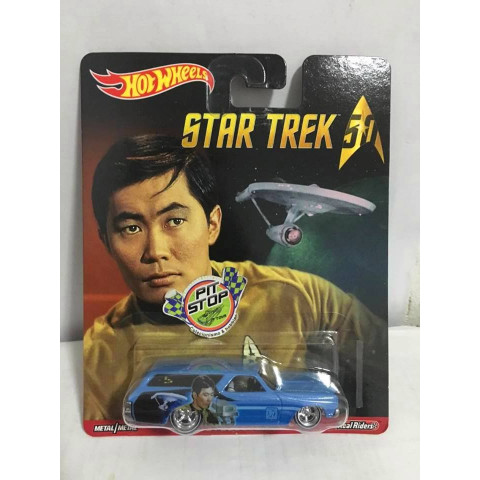 Hot Wheels - 70 Chevelle Delivery - Star Trek