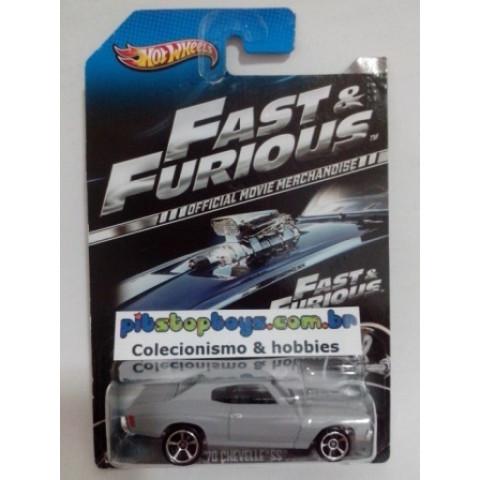 Hot Wheels - 70 Chevelle SS - Fast & Furious