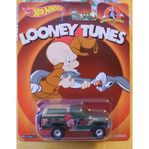 Hot Wheels - 85 Ford Bronco - Looney Tunes