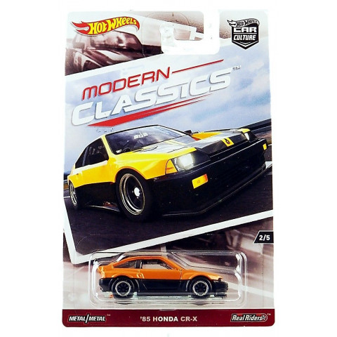Hot Wheels - 85 Honda CR-X - Modern Classics - Car Culture