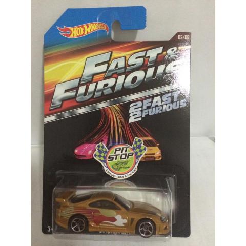 Hot Wheels - 94 Toyota Supra - Fast & Furious