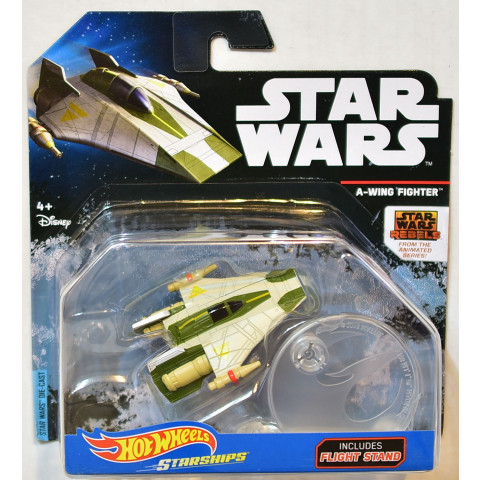 Hot Wheels - A-Wing Fighter - Star Wars