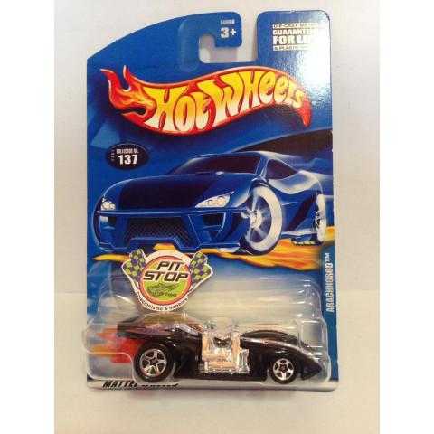 Hot Wheels - Arachnorod Preto - Mainline 2001