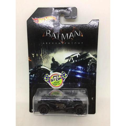 Hot Wheels - Arkham Knight Batmobile Preto - Batman Arkham Knight