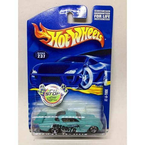 Hot Wheels - At-A-Tude Azul - Mainline 2002