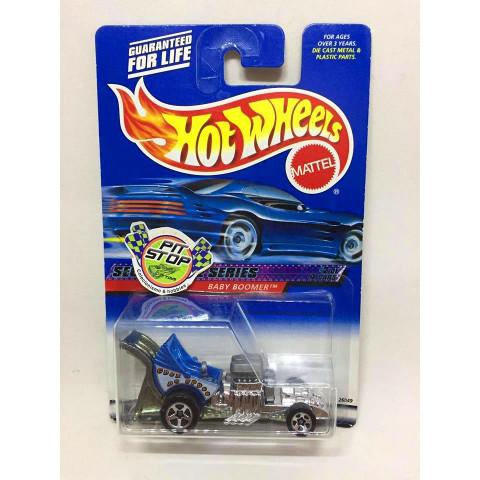 Hot Wheels - Baby Boomer Azul - Mainline 2000