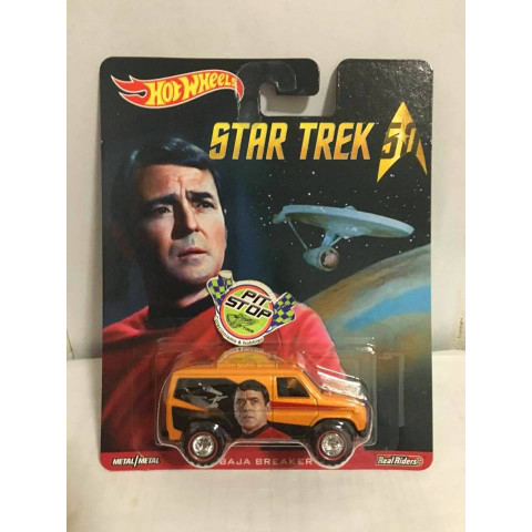 Hot Wheels - Baja Breaker - Star Trek