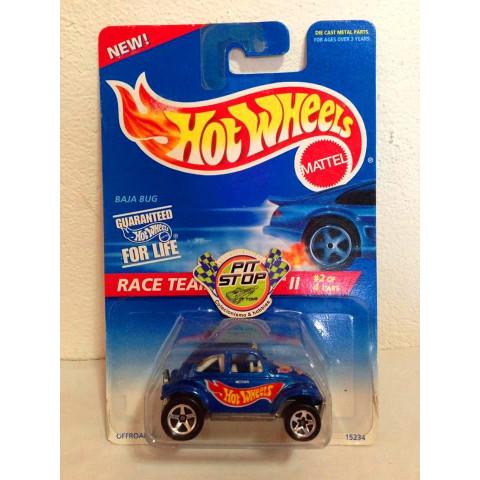 Hot Wheels - Baja Bug Azul - Mainline 1996