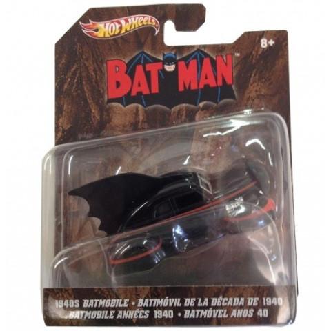 Hot Wheels - Batman 1940 Batmobile - Escala 1:50
