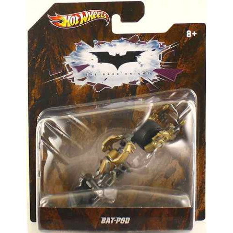 Hot Wheels - Batman Bat-Pod - Escala 1:50