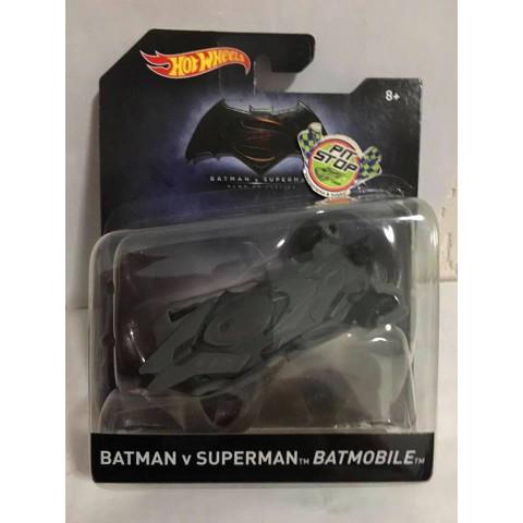 Hot Wheels - Batman v Superman Batmobile - 2016 Batman 1:50