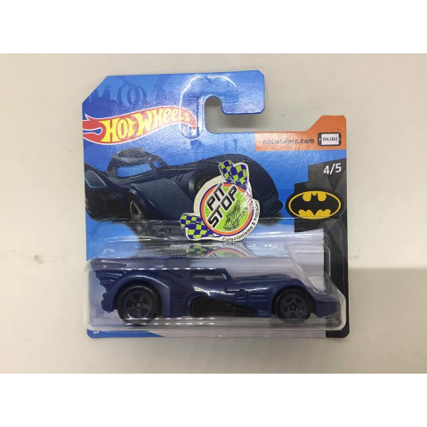 Hot Wheels - Batmobile Azul - Treasure Hunt 2018