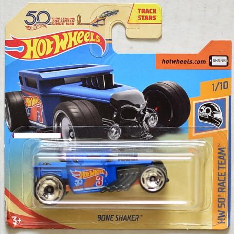 Hot Wheels - Bone Shaker Azul - Mainline 2018