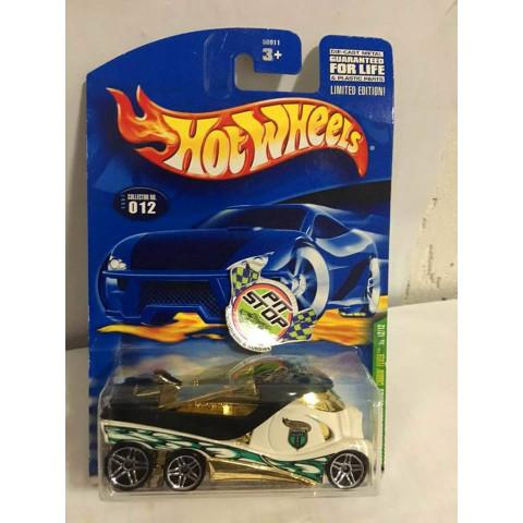 Hot Wheels - Cabbin Fever - Treasure Hunt 2001