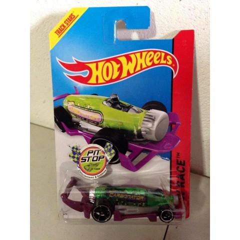 Hot Wheels - Carbonator Roxo - Mainline 2014