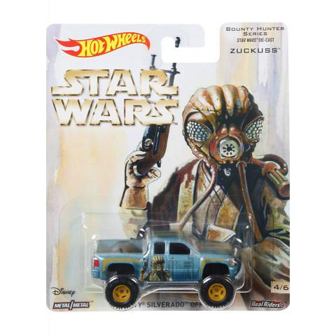 Hot Wheels - Chevy Silverado Off Road - Star Wars - Pop Culture