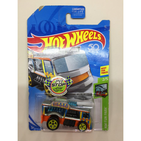 Hot Wheels - Chill Mill Prata - Mainline 2018 - Zamac 2018