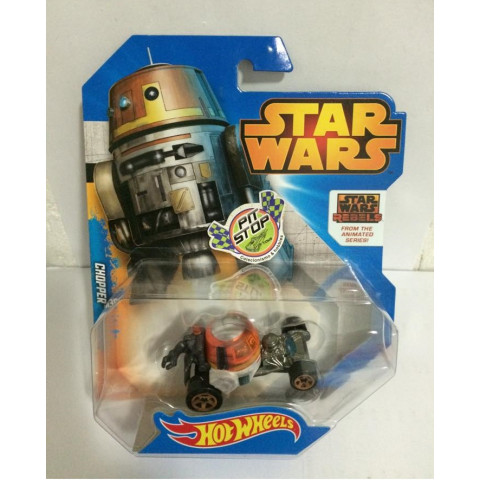Hot Wheels - Chopper - Star Wars