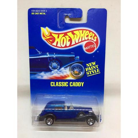 Hot Wheels - Classic Caddy Azul - Mainline 1992