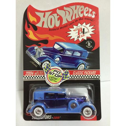 Hot Wheels - Classic Packard Azul - RLC