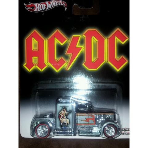 Hot Wheels - Convoy Custom - Live Nation - ACDC
