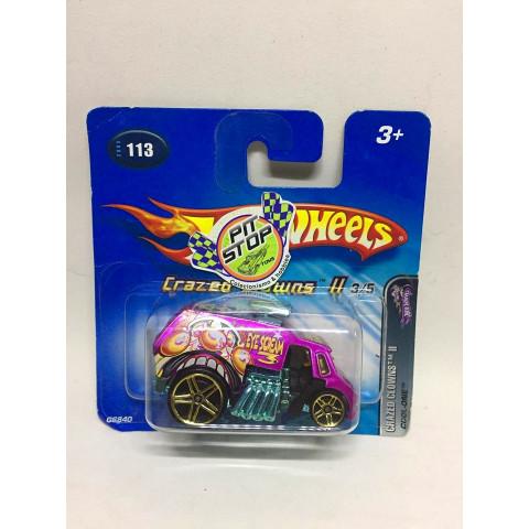 Hot Wheels - Cool-One Rosa - Mainline 2005